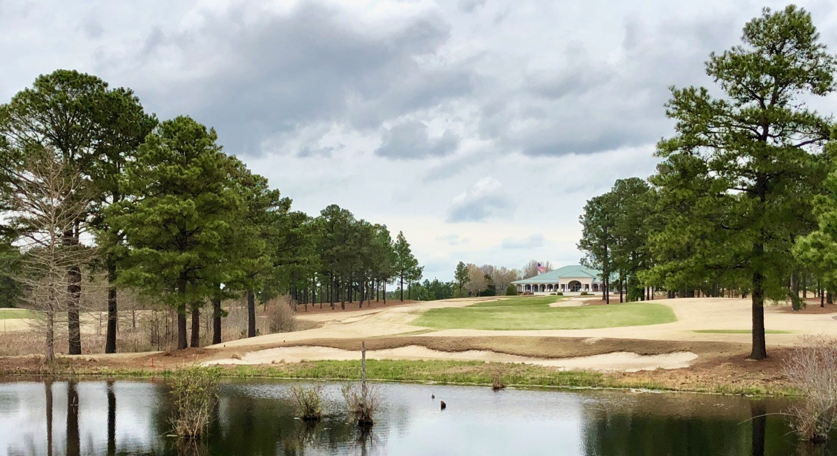 Pinehurst no 8-  hole 18