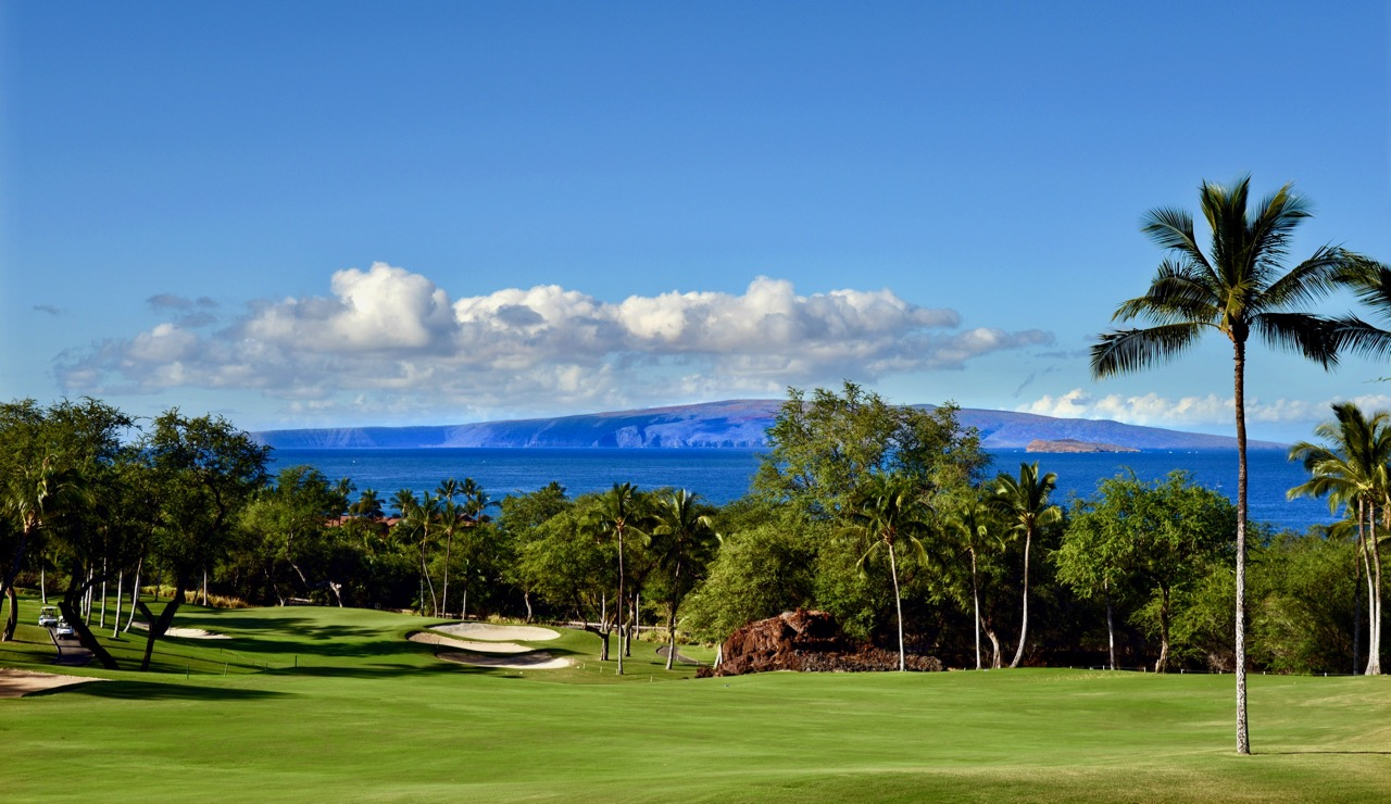 Wailea Resort- Gold Course