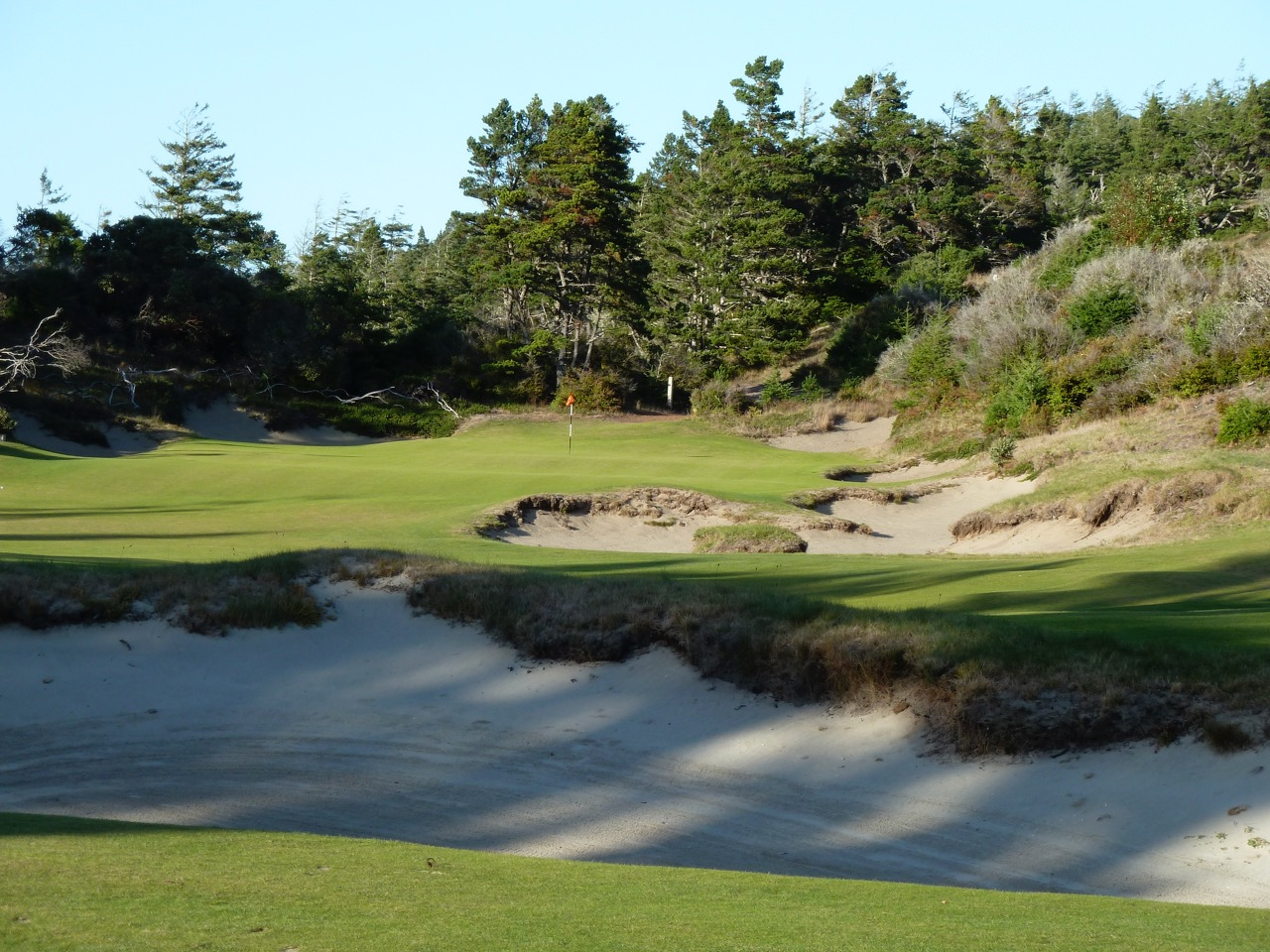 Bandon Trails course at Bandon Dunes Resort