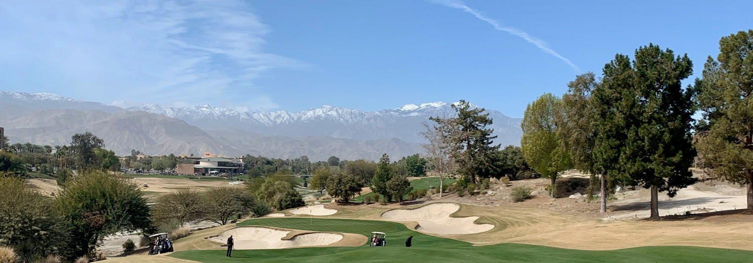 Indian Wells Golf Resort- Players Course- hole 16