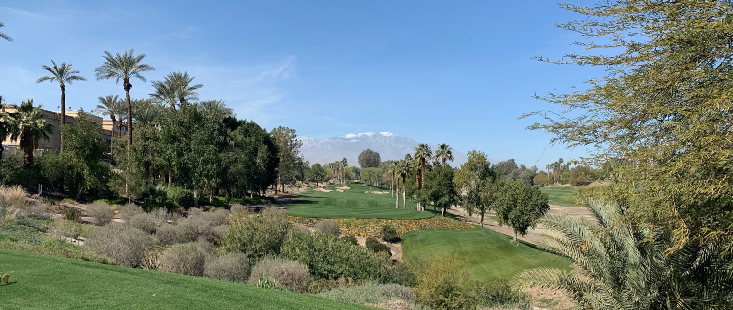 Indian Wells Golf Resort- Celebrity Course- hole 10