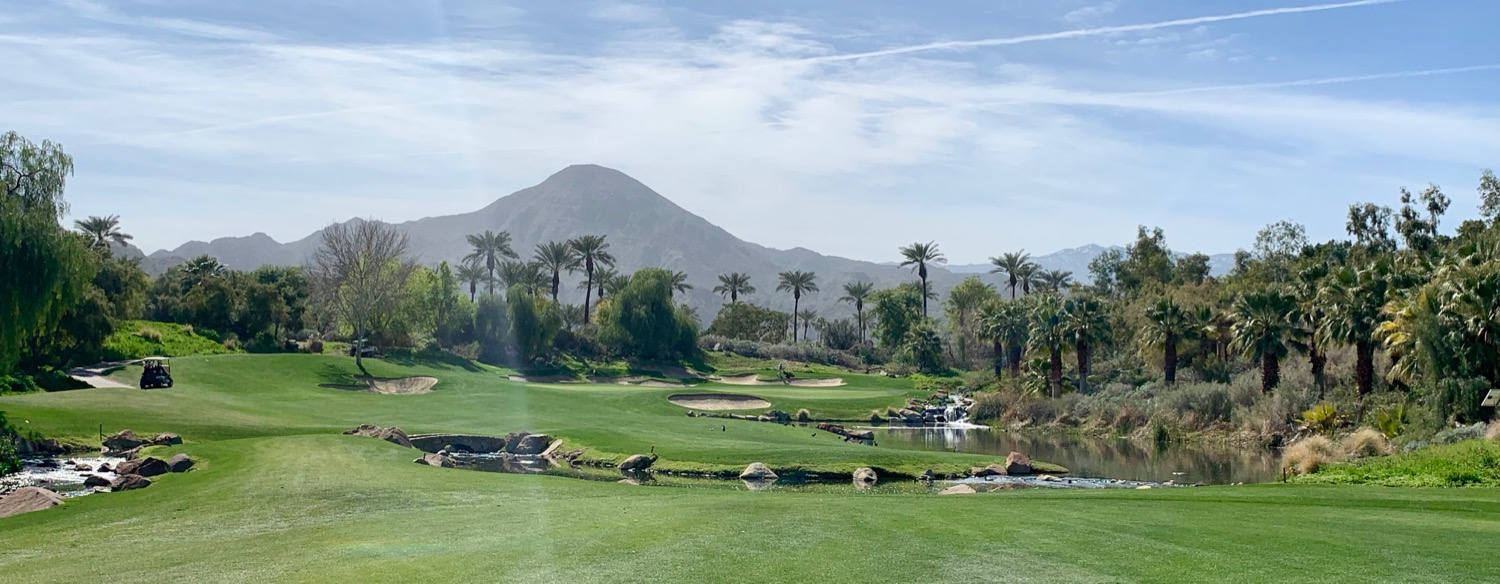 Indian Wells Golf Resort- Celebrity Course- hole 14