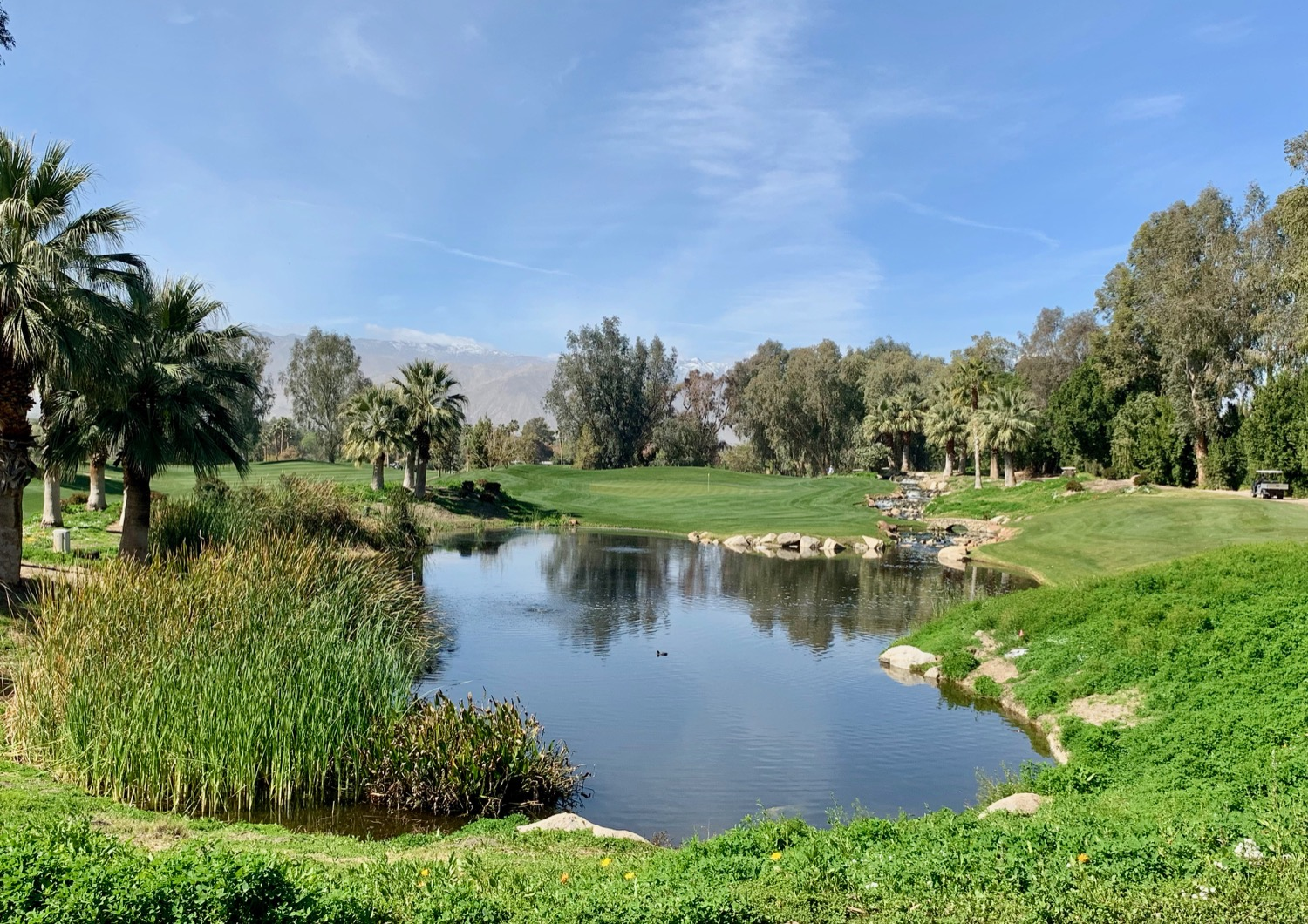 Indian Wells Golf Resort- Celebrity Course- hole 6