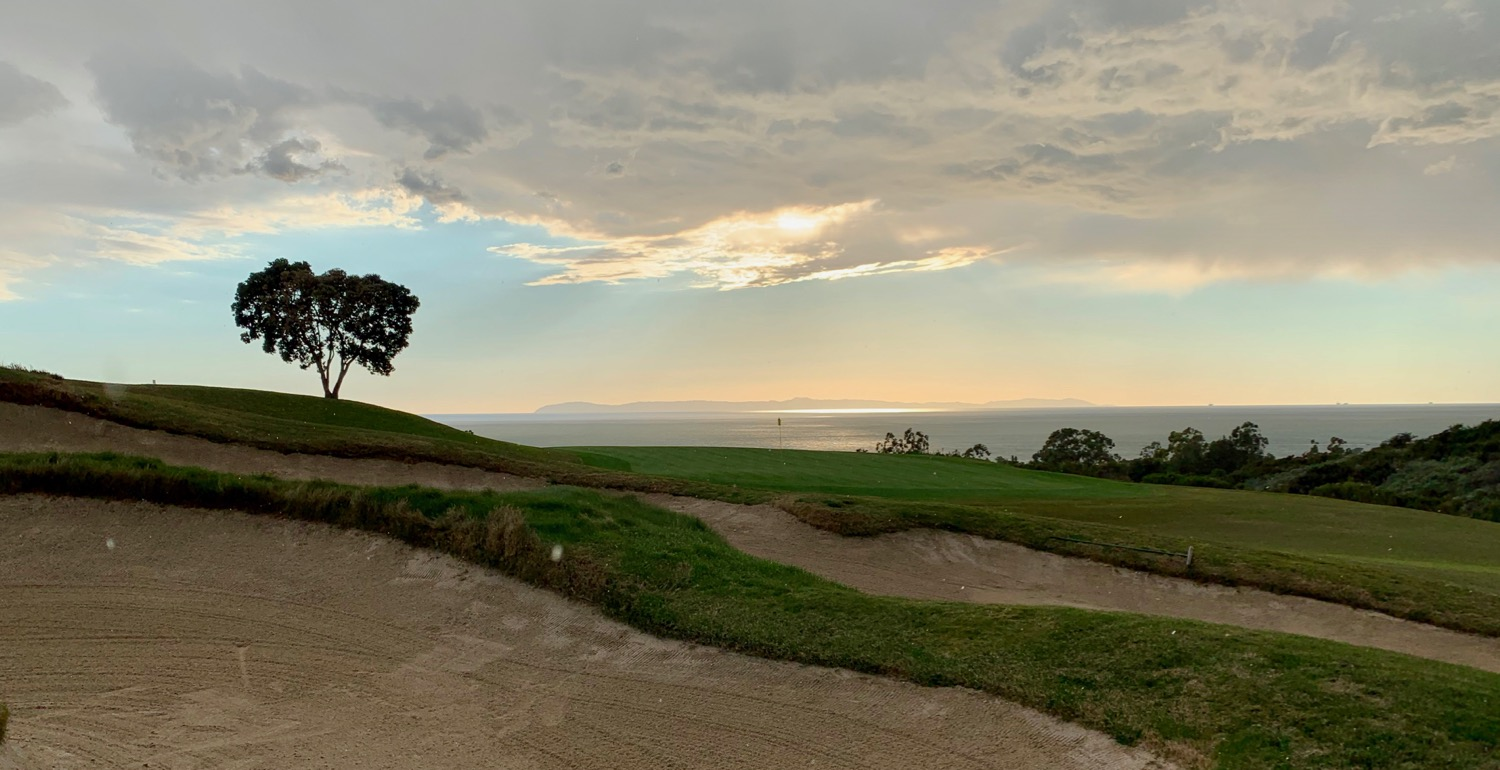 Pelican Hill GC- North Course- hole 17