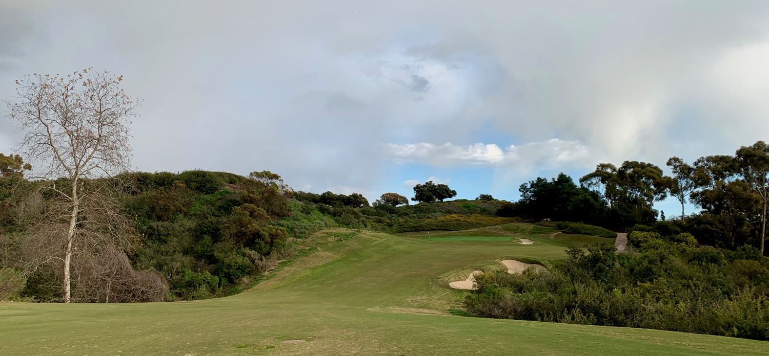 Pelican Hill GC- North Course- hole 9