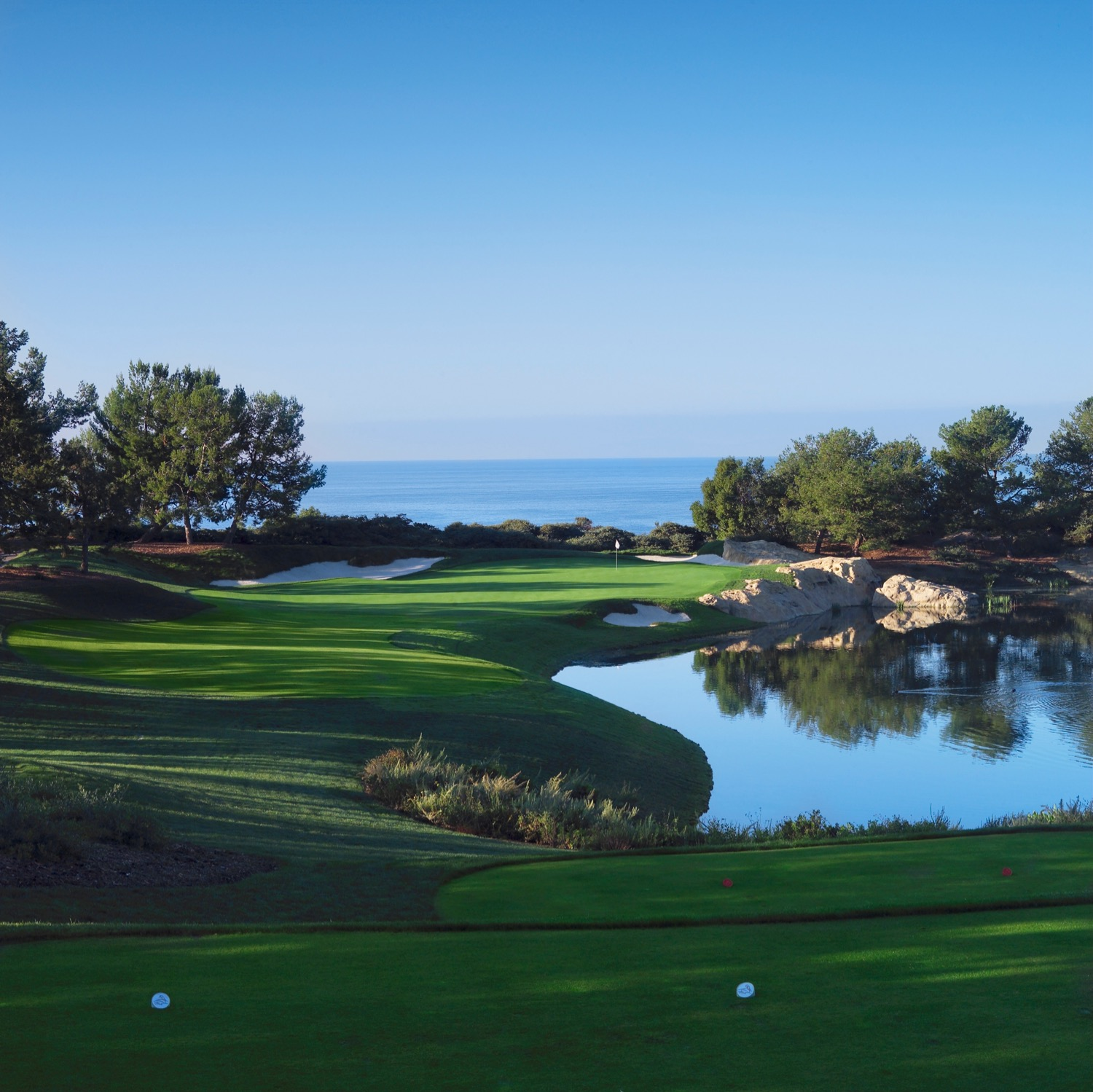 Pelican Hill GC- South Course- hole 7
