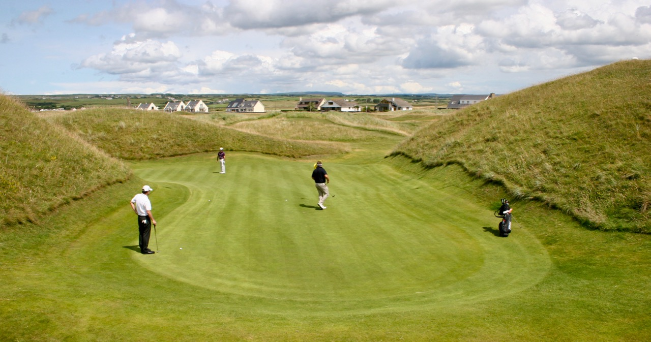 Lahinch GC- 'The Dell'