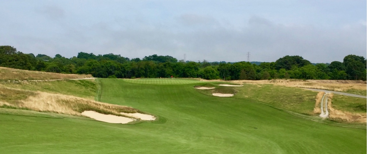 Shinnecock Hills GC- hole 10