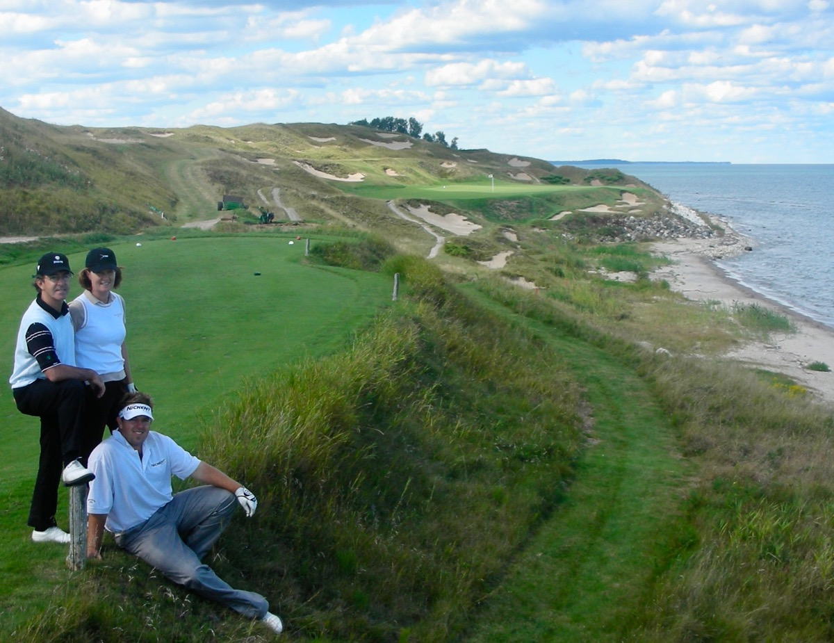 Whistling Straits- Straits course- hole 7