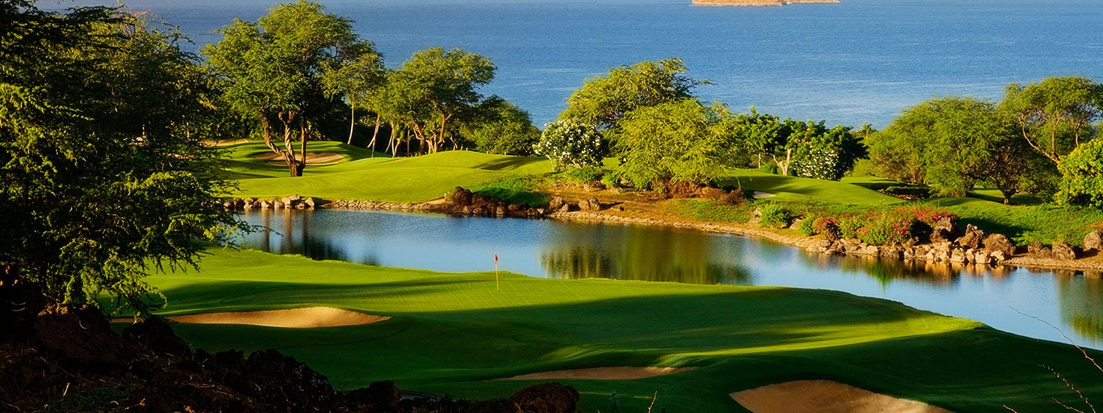 Wailea Blue Course.