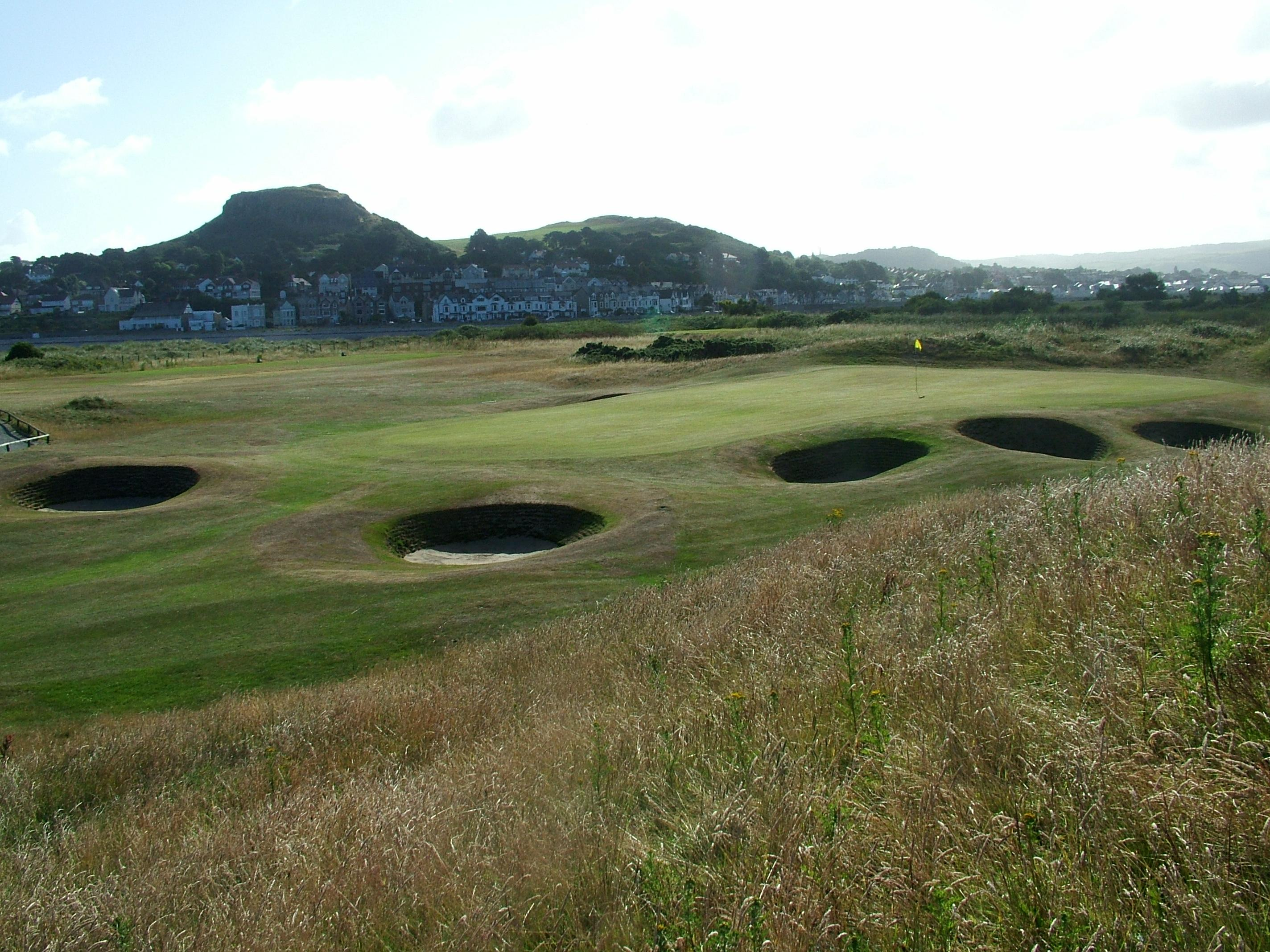 Conwy GC 2nd