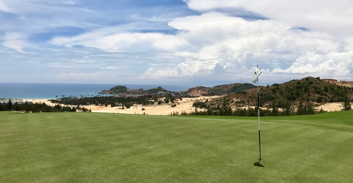 FLC Quy Nhon- Mountain Course- hole13