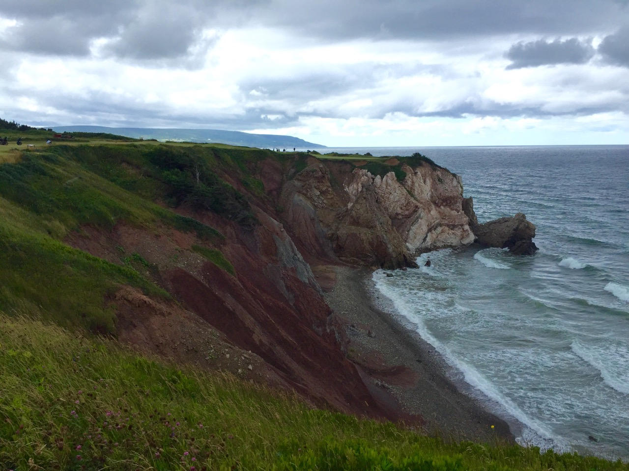 Cabot Cliffs GC- hole 17