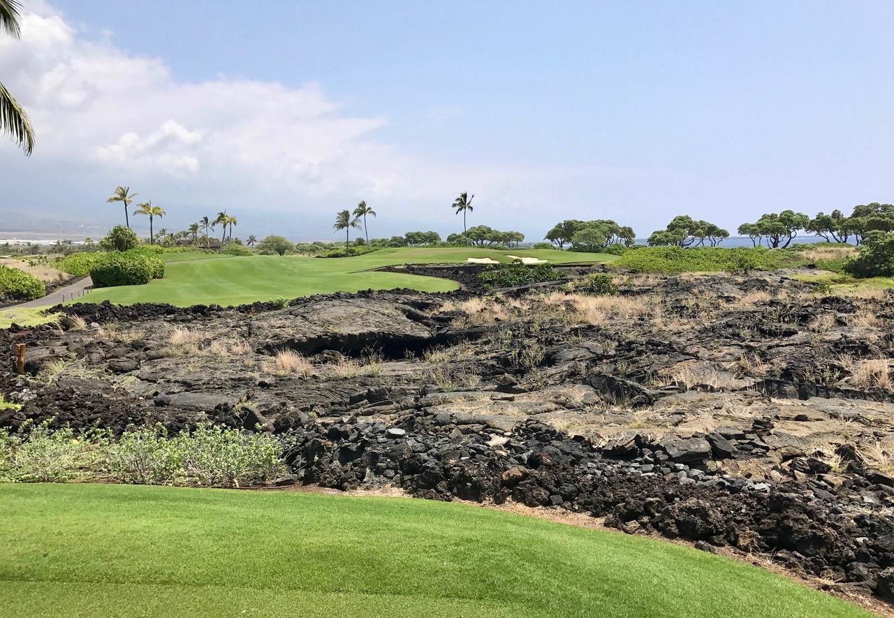 Kohanaiki Golf Club Course Report The Travelling Golfer Australia
