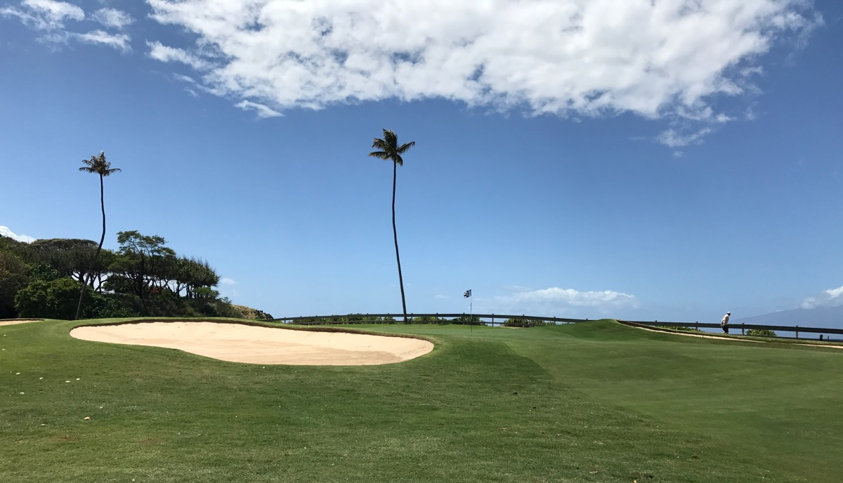 Royal Ka'anapali GC- hole 5