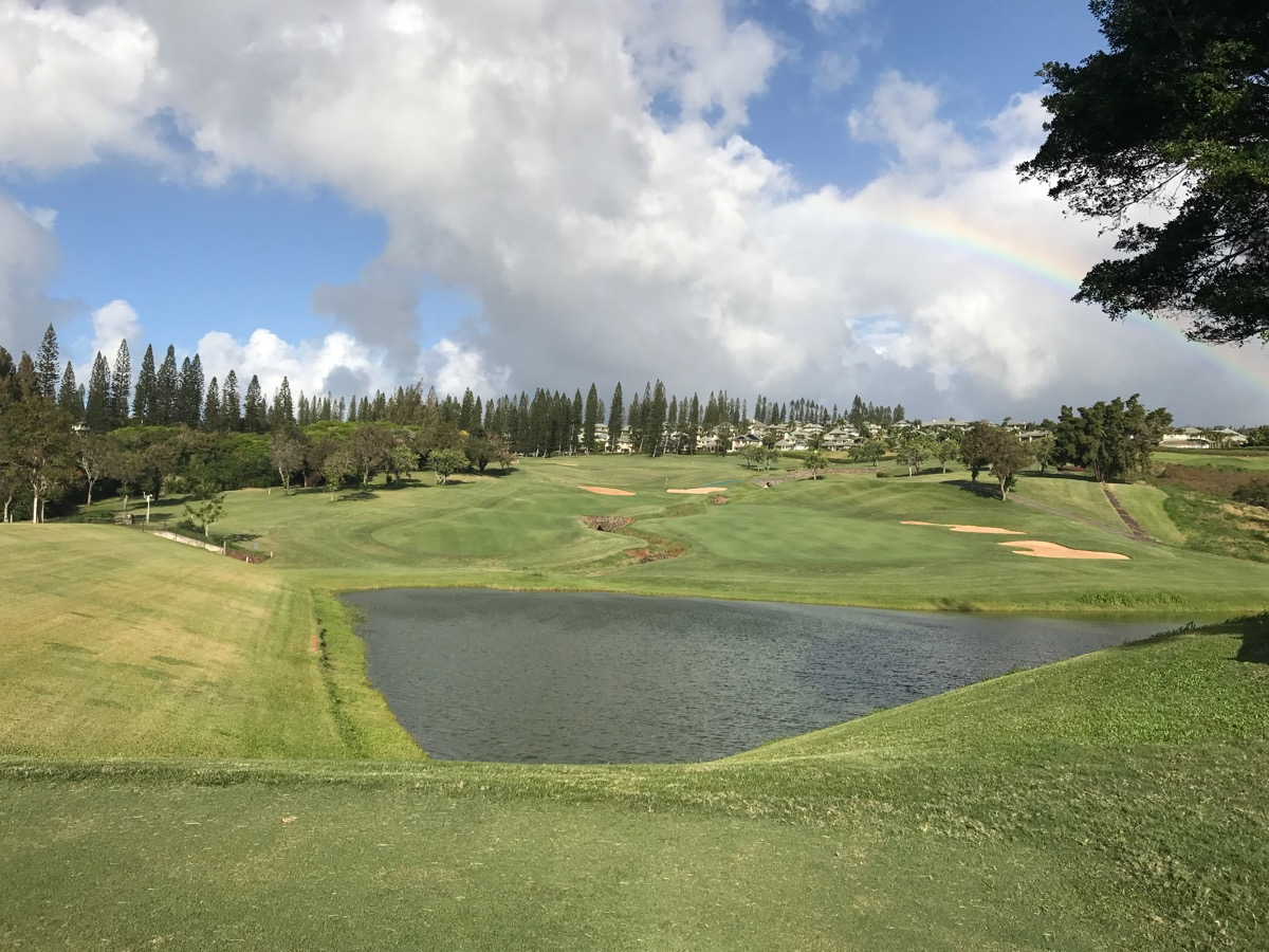 Kapalua- The Bay Course- hole 16