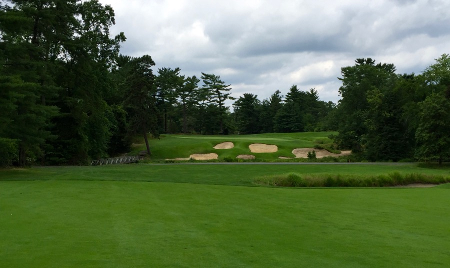 Pine Valley GC- hole 18