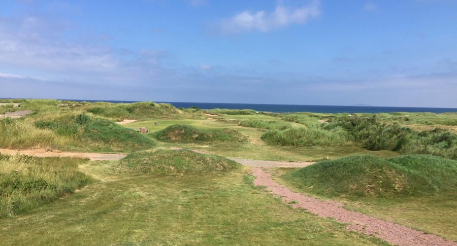 Cabot Links GC- hole 7