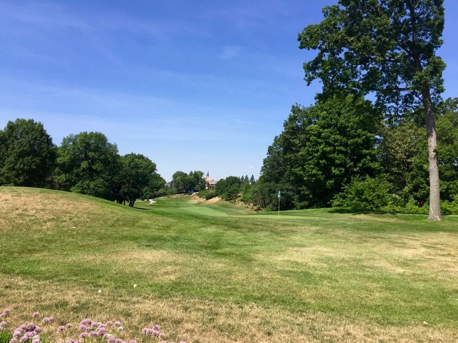St Georges Golf & Country Club- hole 1