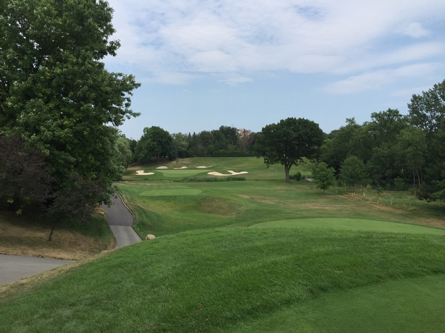 St Georges Golf & Country Club- hole 13