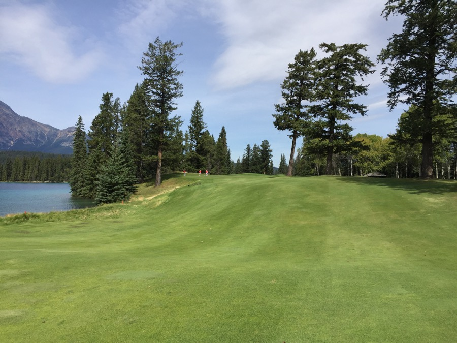 Jasper Park Lodge GC
