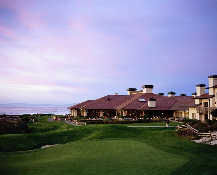 The Inn at Spanish Bay. Photo by Joann Dost. Reproduced by permission of Pebble Beach Company.