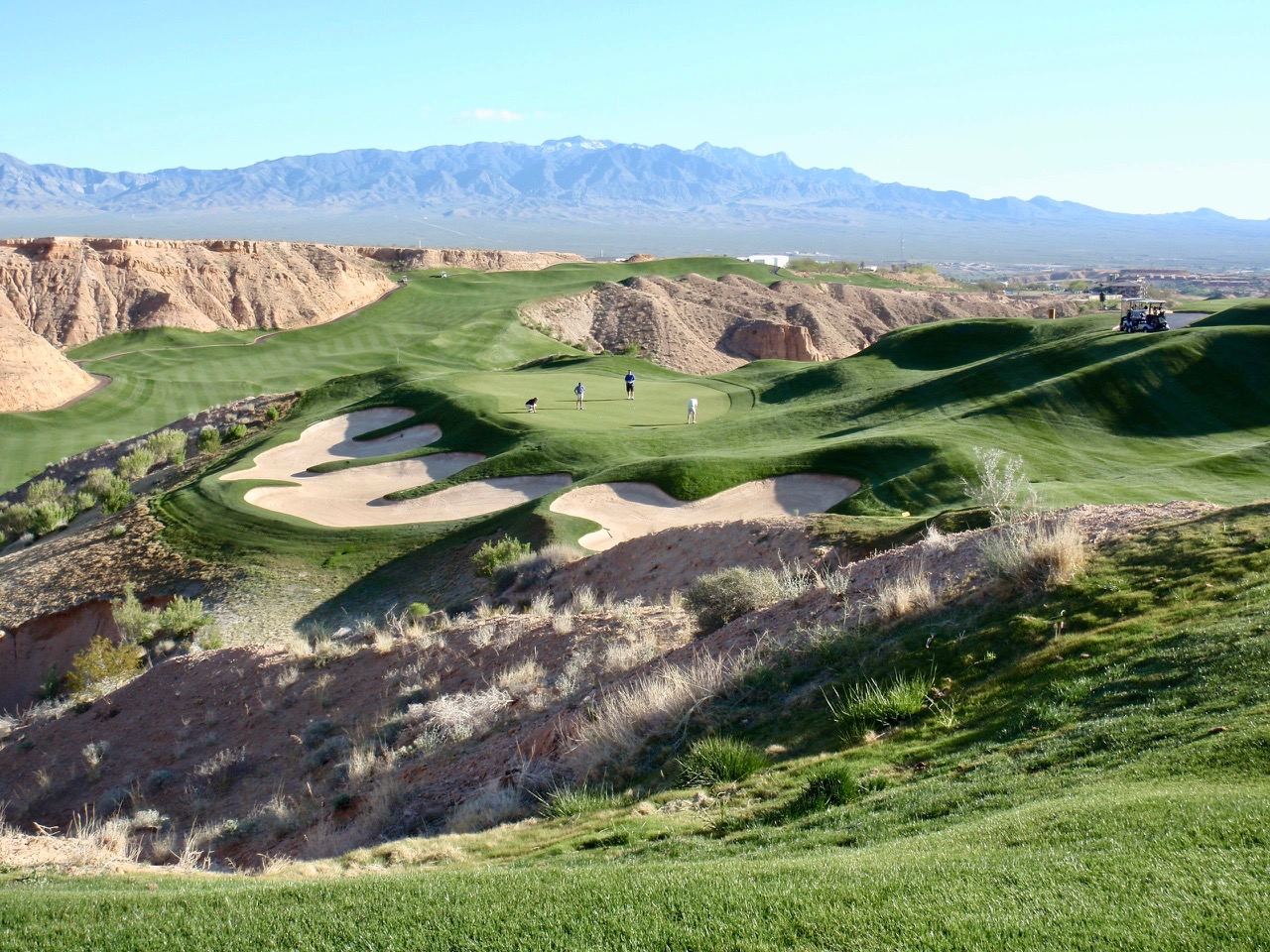 Wolf Creek GC