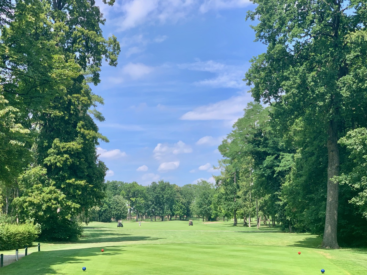 Golf Club Schloss Schonborn- hole 17