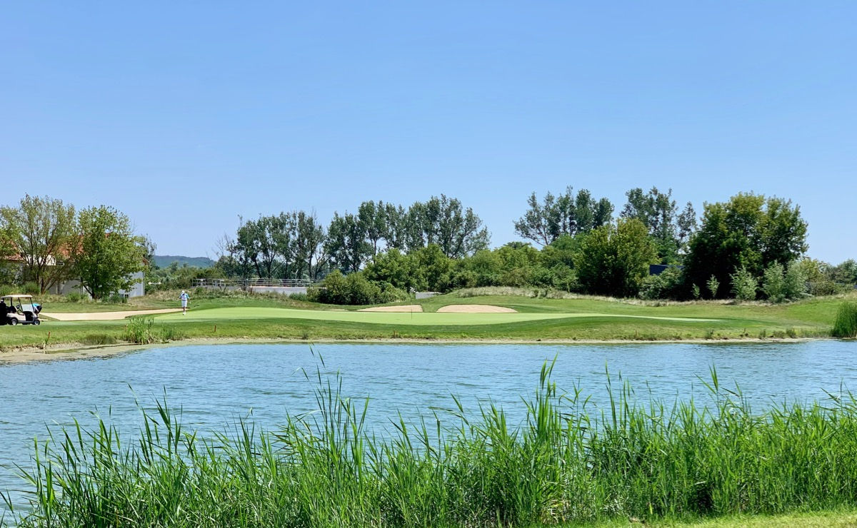Zala Springs Resort- hole 5