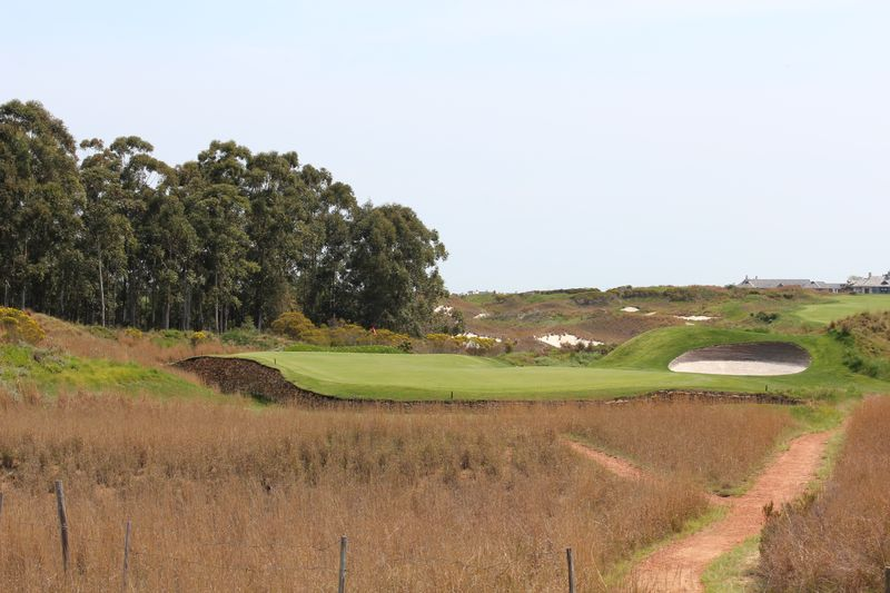 Links at Fancourt- hole 17