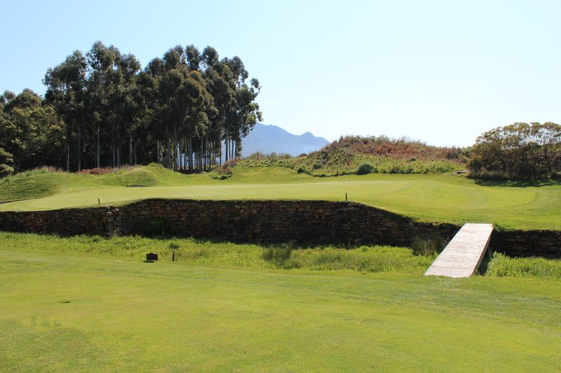 Links at Fancourt- hole 3