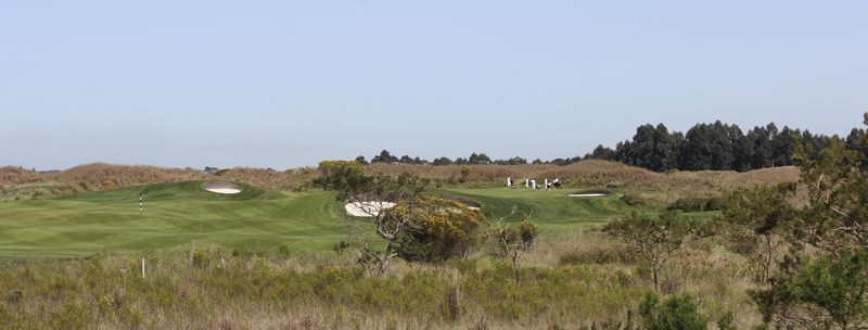 Links at Fancourt- hole 6